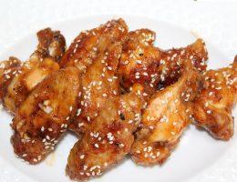 куриные крылышки в меду