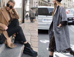 женская мода осень 2020
