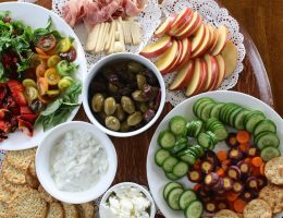 Диетические салаты рецепты лучшие