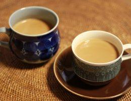 чай с молком для похудения