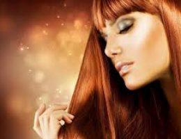 Обертывание волос шелком
