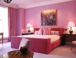 Правильное обустройство женской спальни