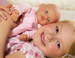 Миниатюра к статье Как выбрать правильно куклу для девочки