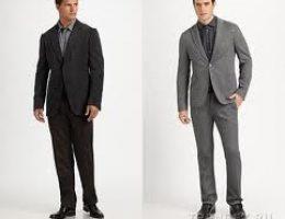 Модные мужские костюмы 2013