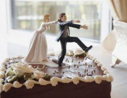 Миниатюра к статье Особенности свадебных тортов