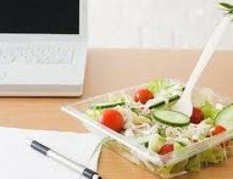 Обед в офисе: как не поправиться?