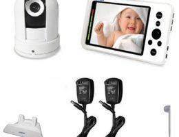Миниатюра к статье Видеоняня Luvion Grand Elite – качественное и эффективное наблюдение за ребенком