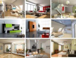Миниатюра к статье Варианты дизайна интерьера для вашей квартиры