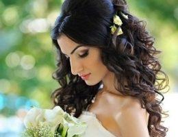 Миниатюра к статье Модные прически для невесты